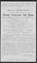 Van Haute Florent-Franciscus