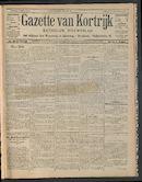 Gazette Van Kortrijk 1911-03-05