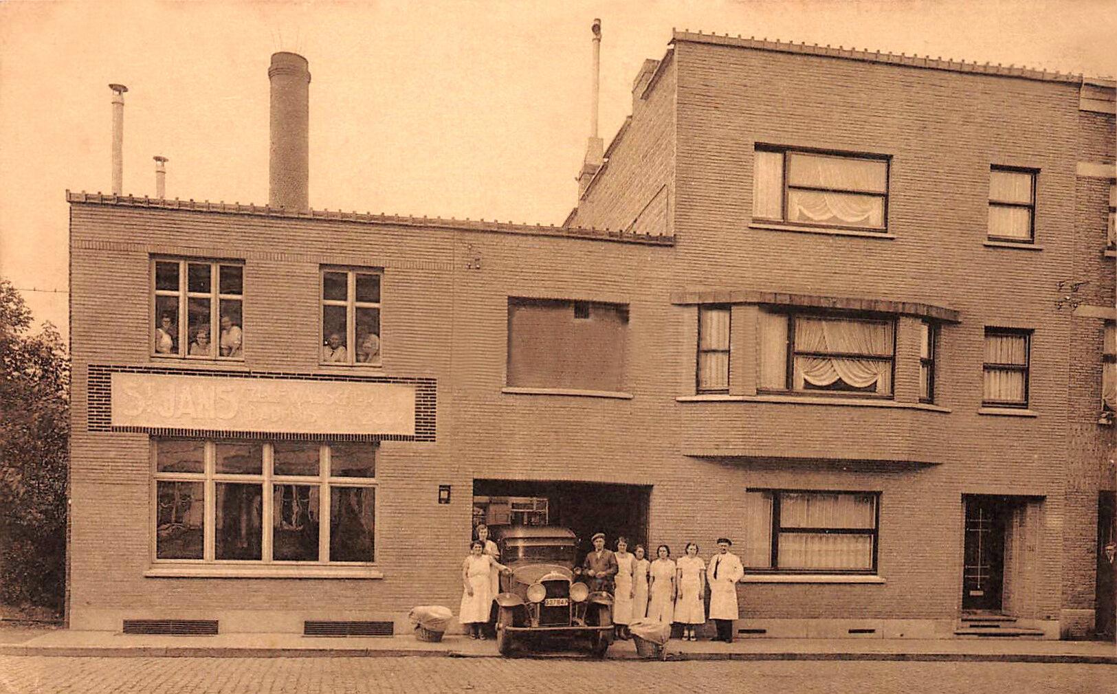 Veldstraat - Wasserij
