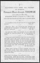 Edouard-Henri-Joseph Thomas