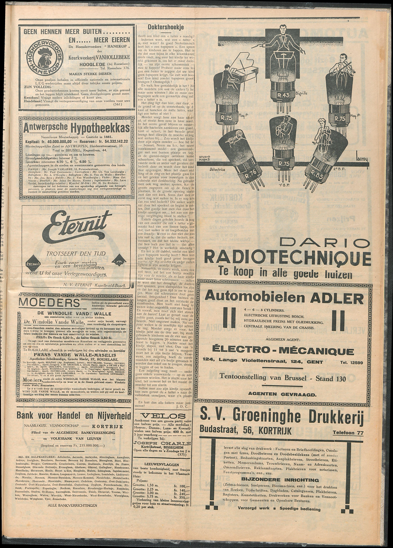 Het Kortrijksche Volk 1929-12-15 p3