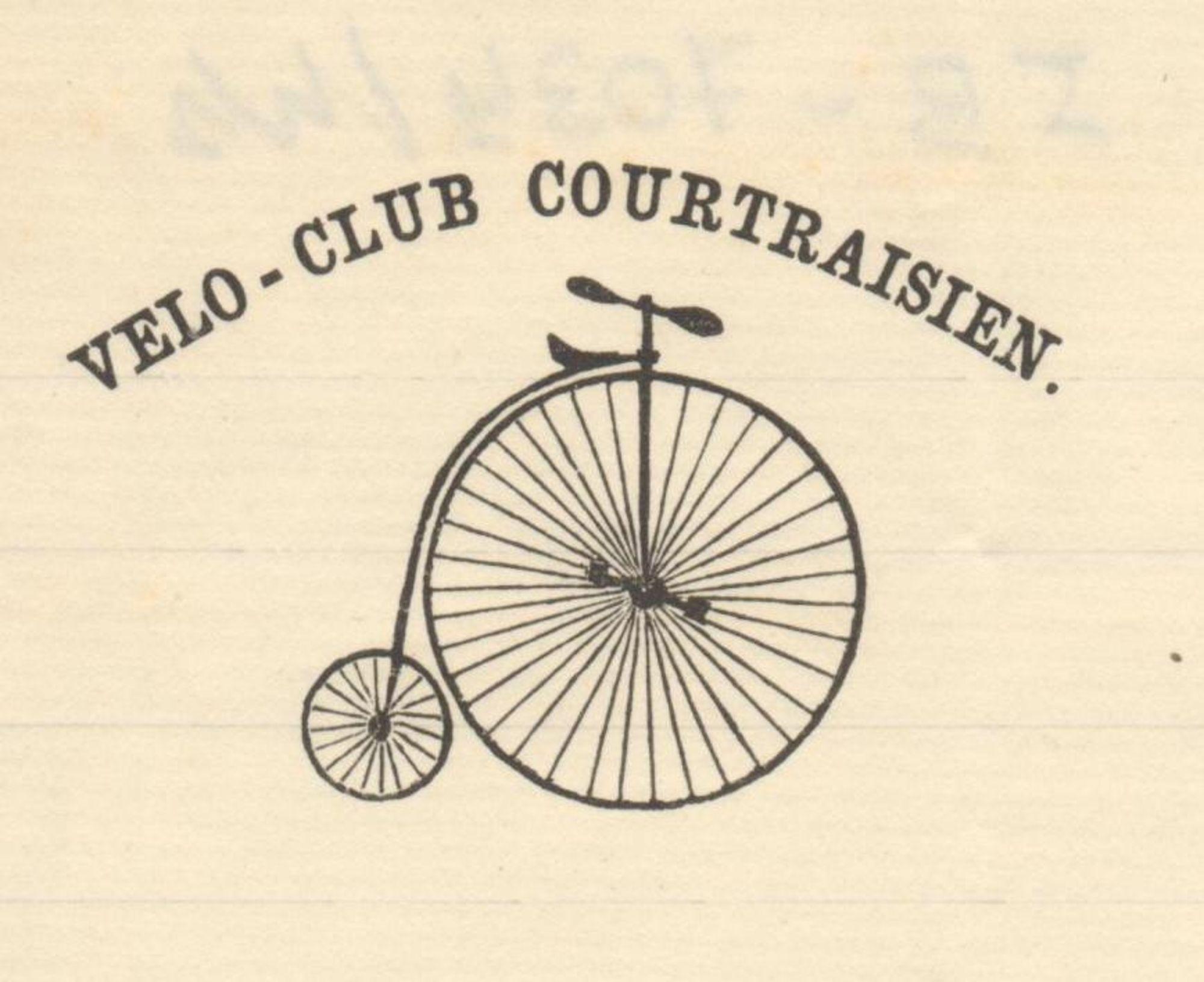 Velo-Club courtraisien                                      Vélo-club Courtraisien                     Velo-Club Courtraisien