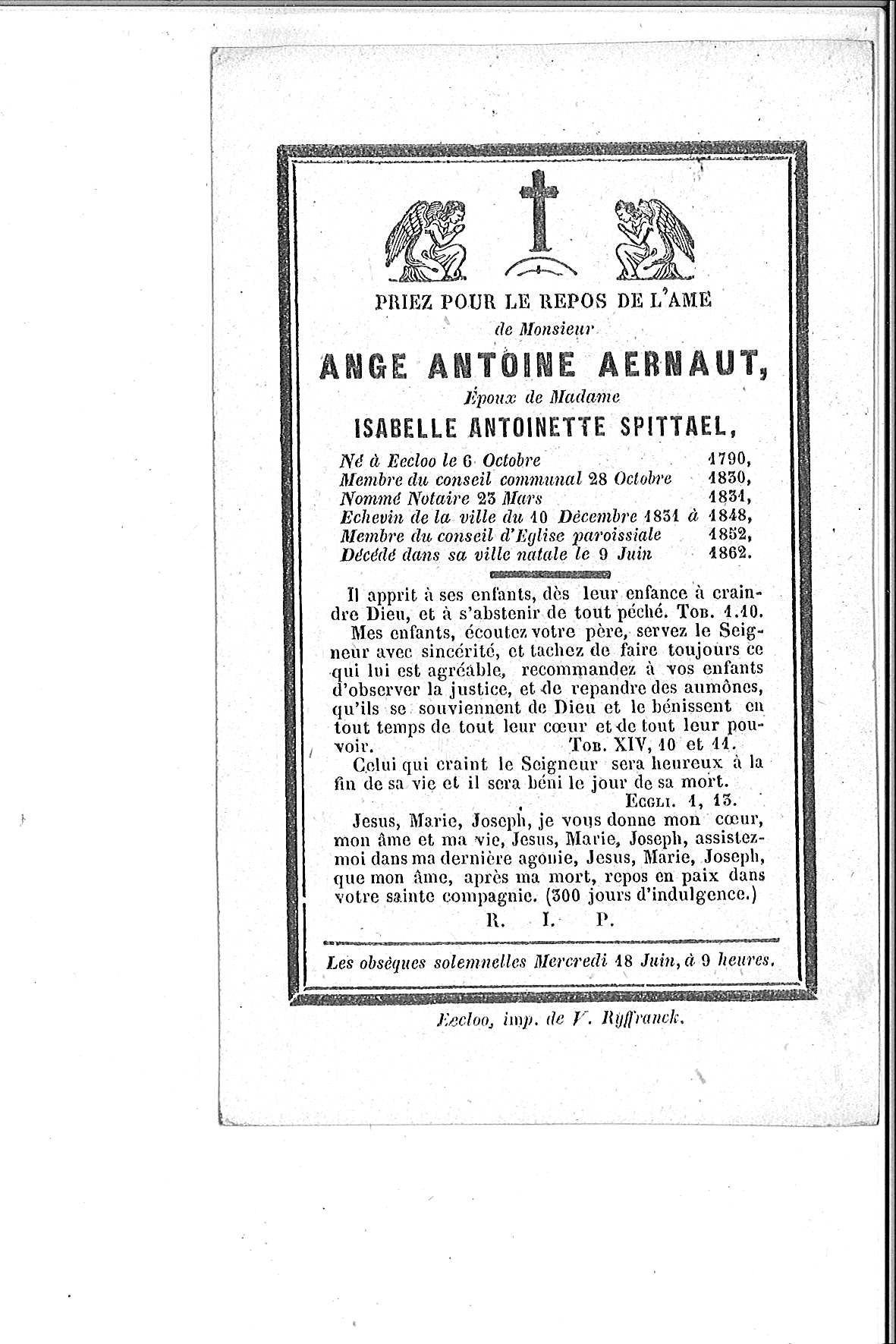 Aernaut Ange-Antoine