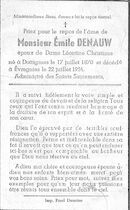 Emile Denauw