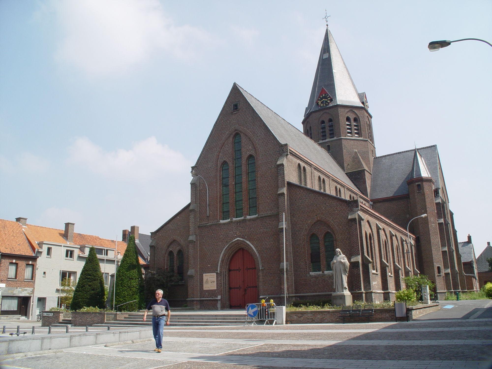 Bissegem St Audomariskerk