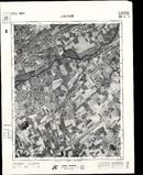 Luchtfoto Lauwe 1971