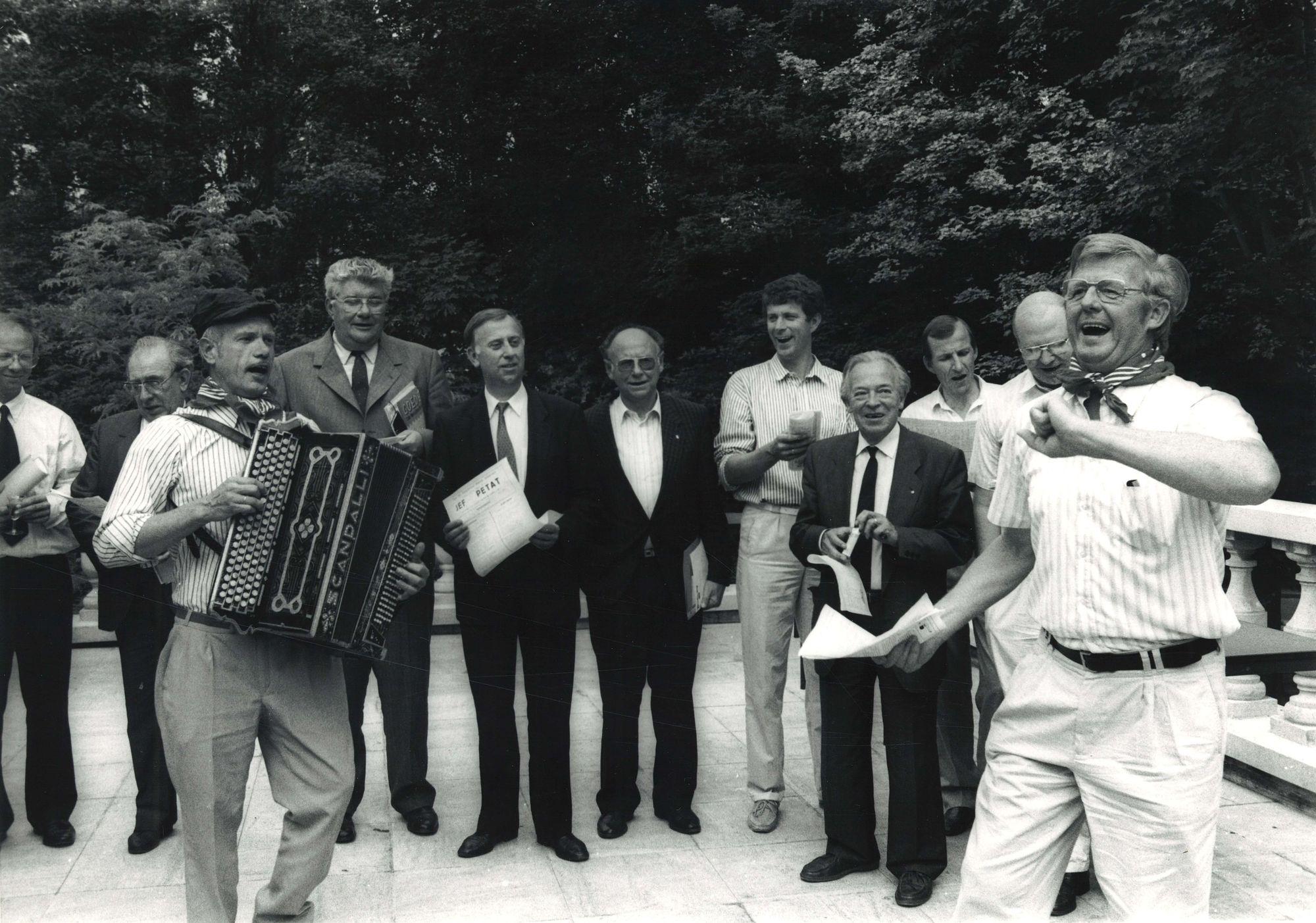 11 julifeesten 1989
