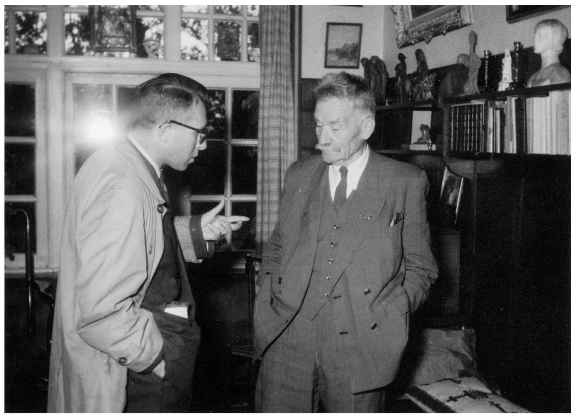 Westflandrica - Stijn Streuvels en Fred Germonprez