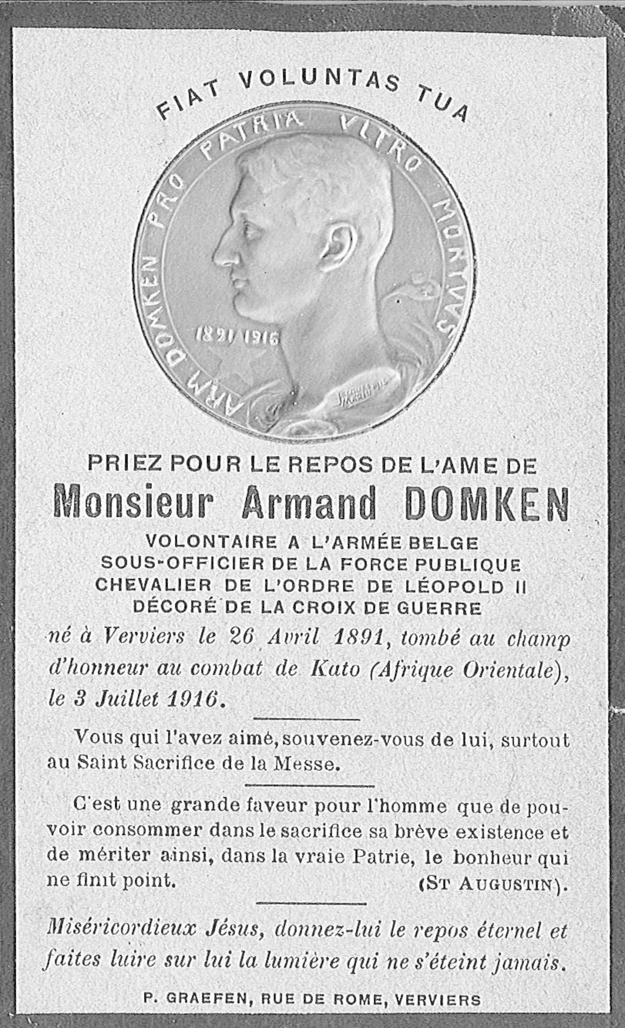 Armand Domken