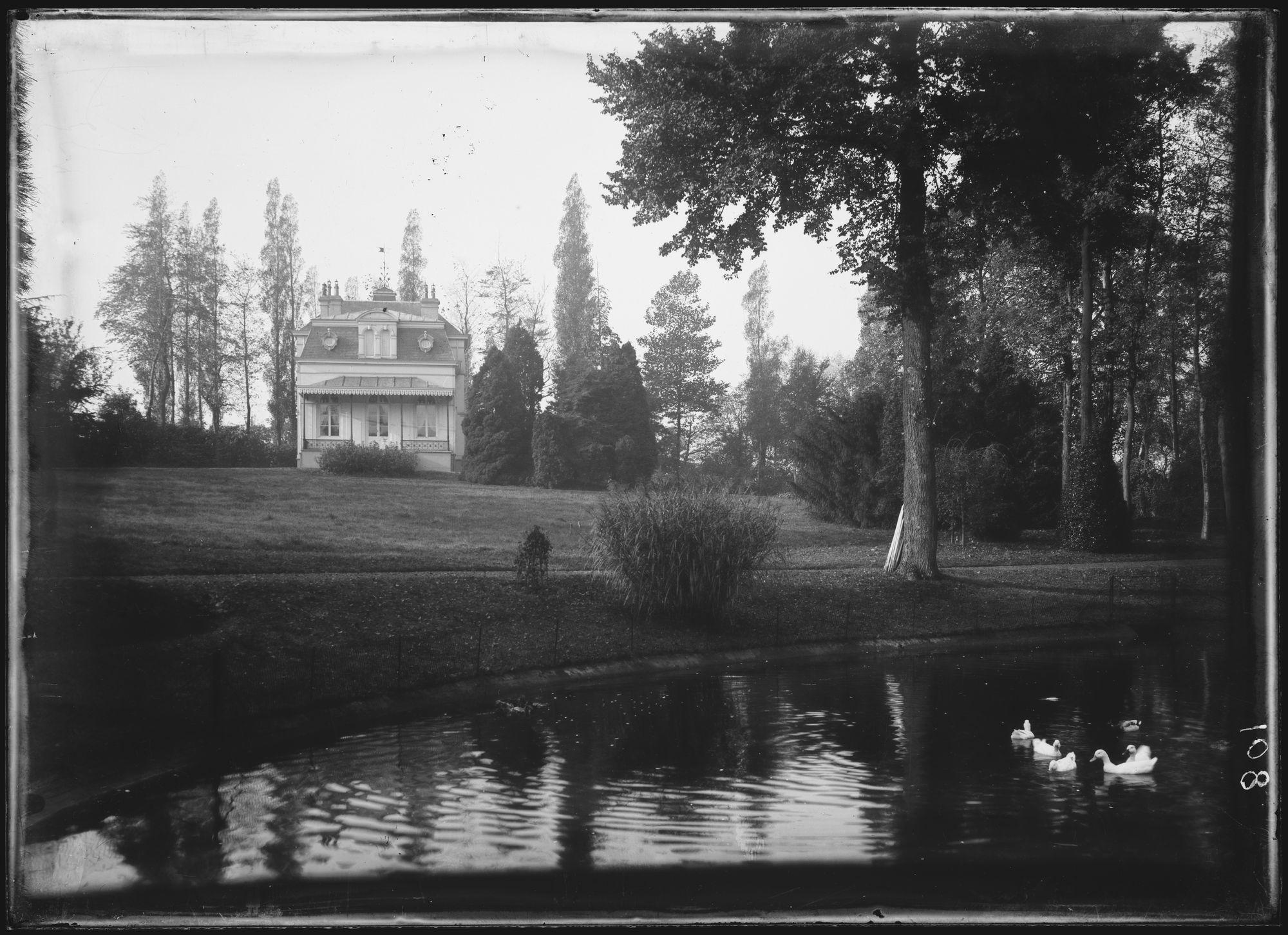 Villa op Pottelberg