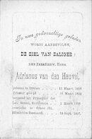 Adrianus Van den Heuvel