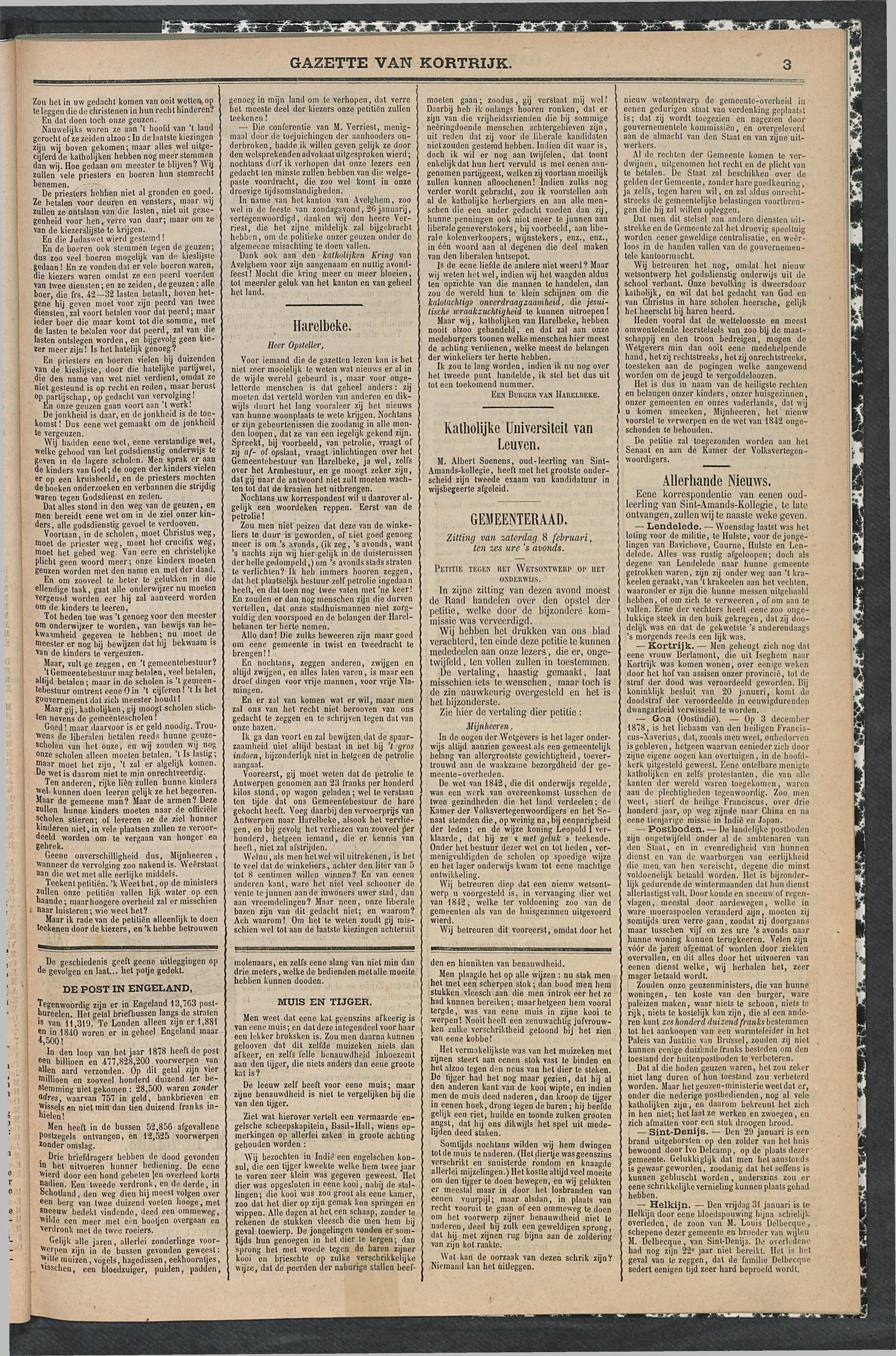 Gazette Van Kortrijk 1879-02-08 p3