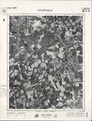 Luchtfoto Moorsele 1971