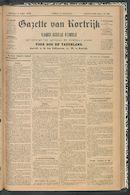 Gazette Van Kortrijk 1893-07-02