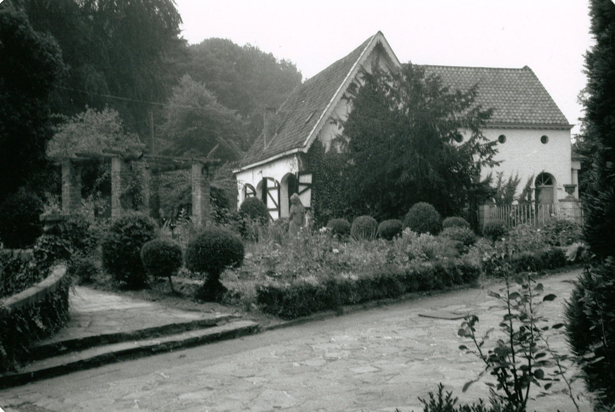 Landgoed Samain-De Coene in de Wolvendreef