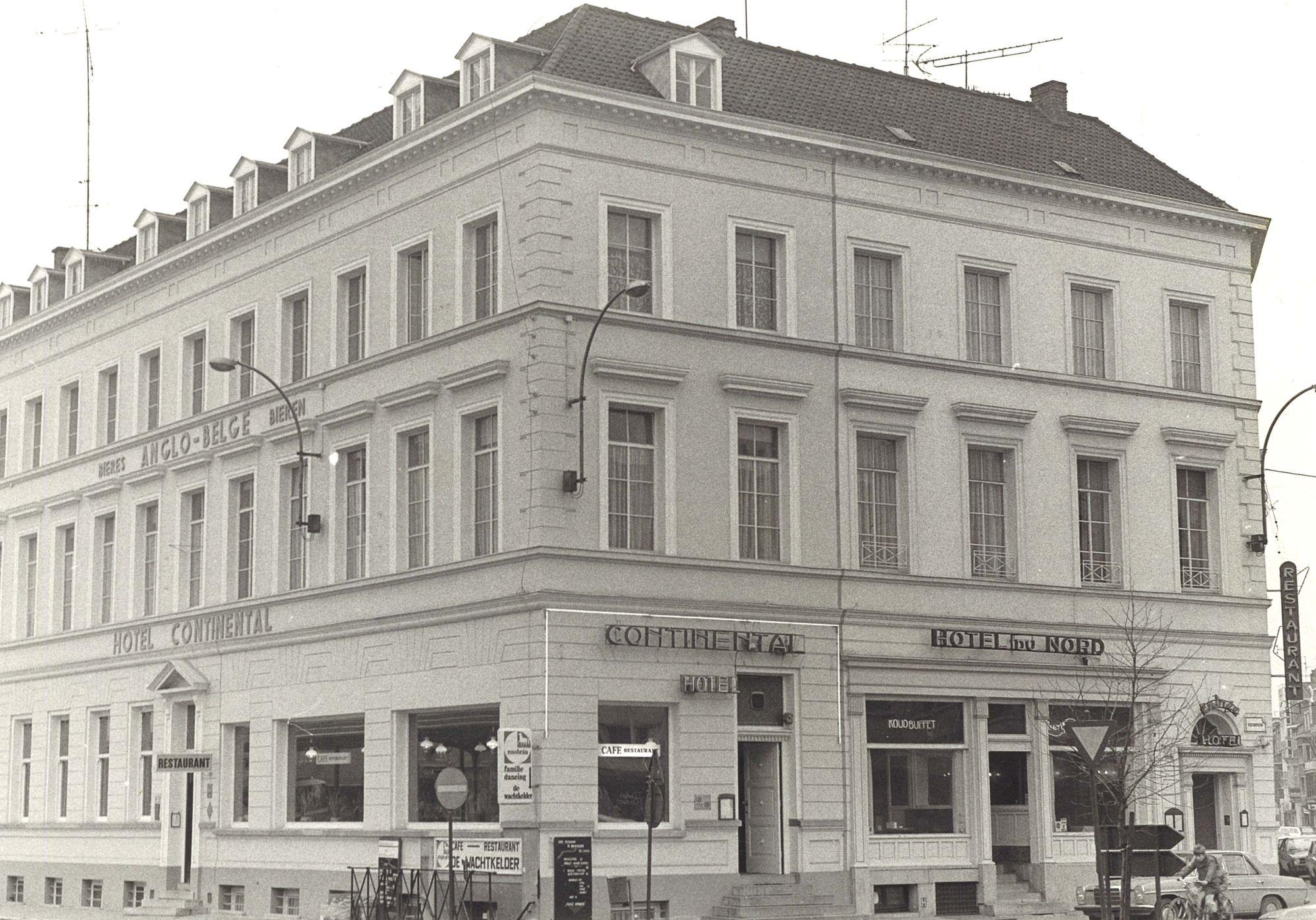 Hoek Stationsplein & Tolstraat