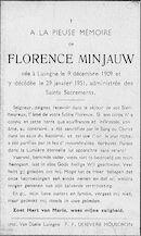Minjauw Florence