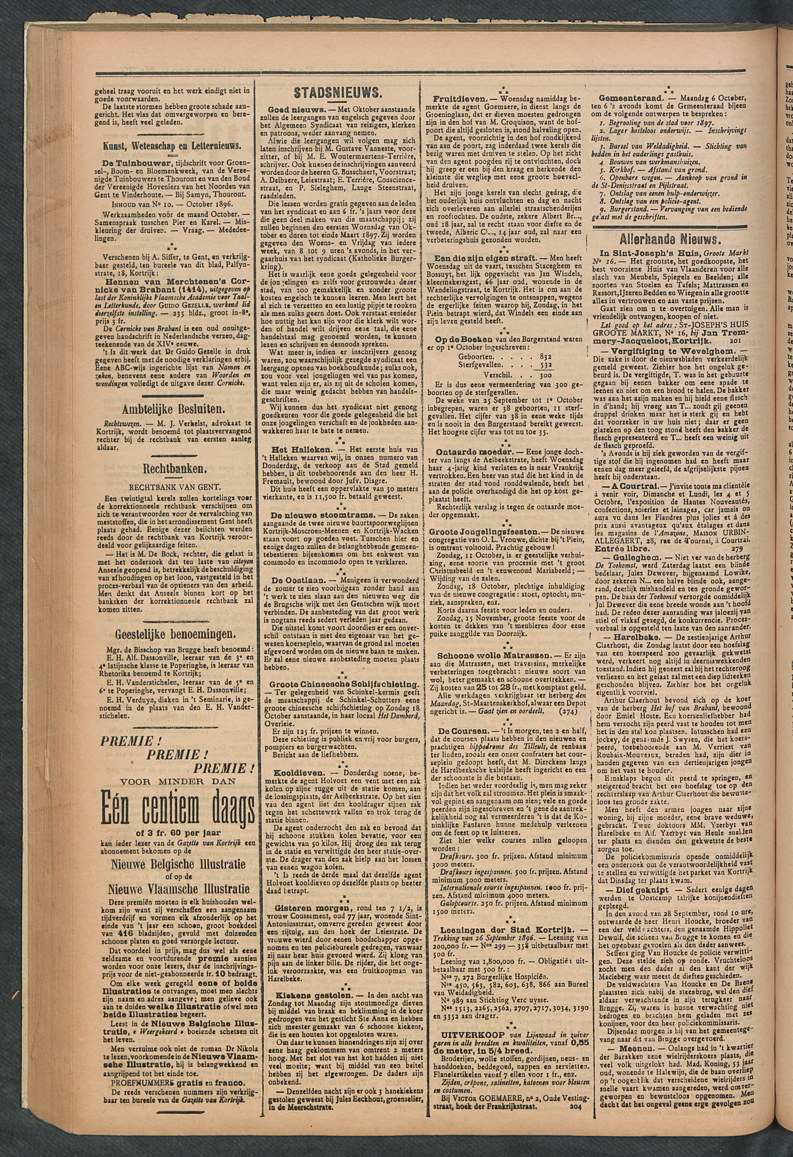 Gazette Van Kortrijk 1896-10-04 p2