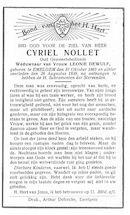 Cyriel Nollet