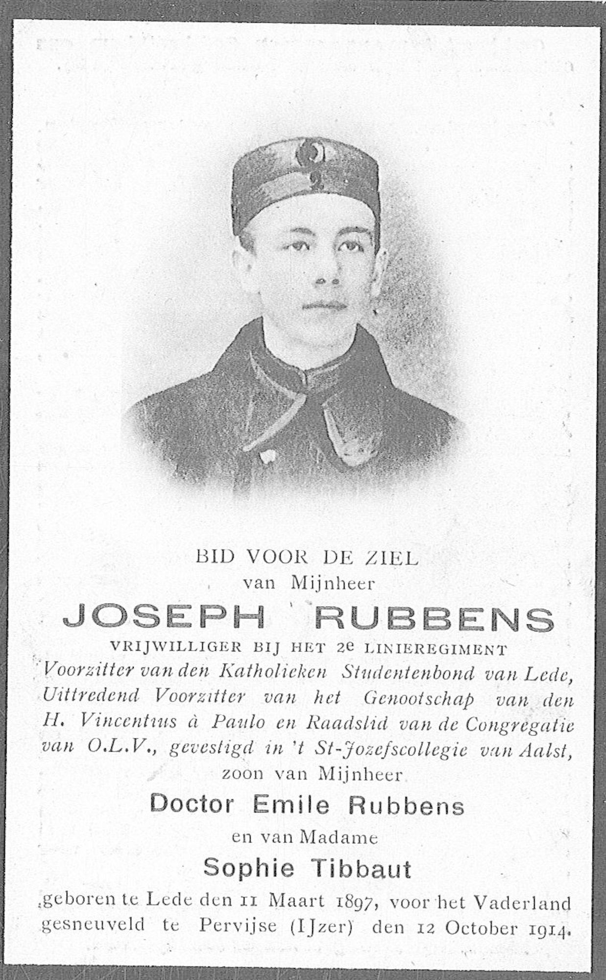 Joseph Rubbens