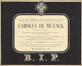 Carolus De Muynck