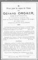 Gérard Orgaer