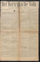 Het Kortrijksche Volk 1914-02-15