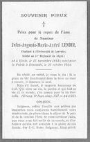 Jules-Auguste-Marie-André Lenoir