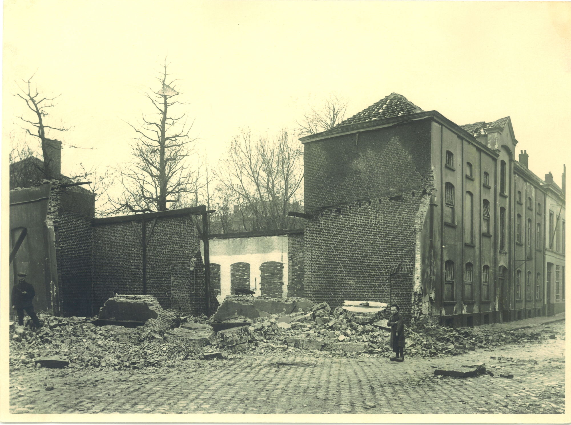 Paulinen in 1918
