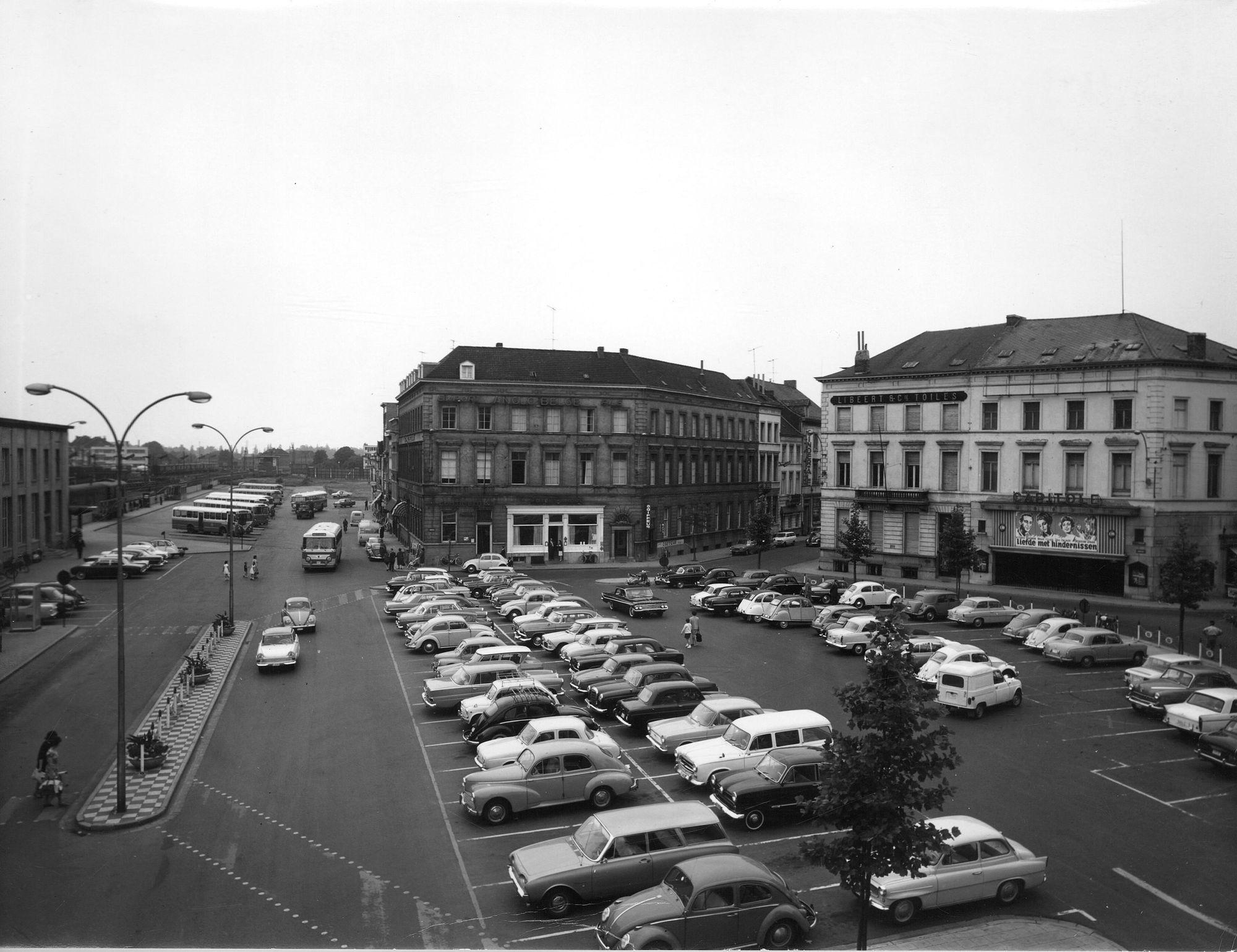 Stationsplein 1964