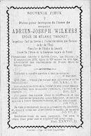 Adrien-Joseph Wilkers