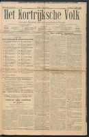 Het Kortrijksche Volk 1921-04-03