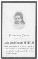 Agnes-Rachel-Ghislaine Nuyttens