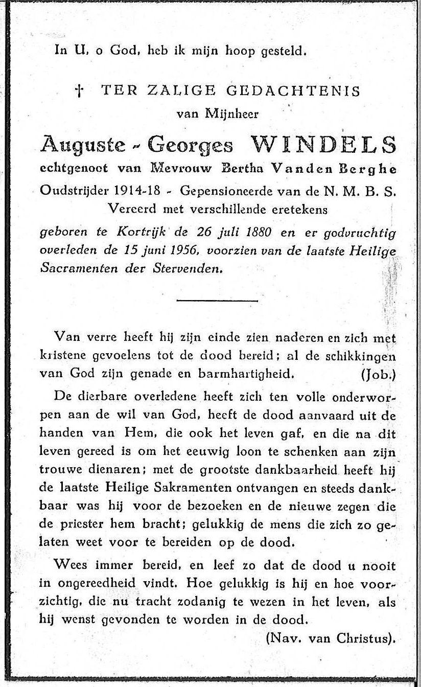 Auguste-Georges Windels