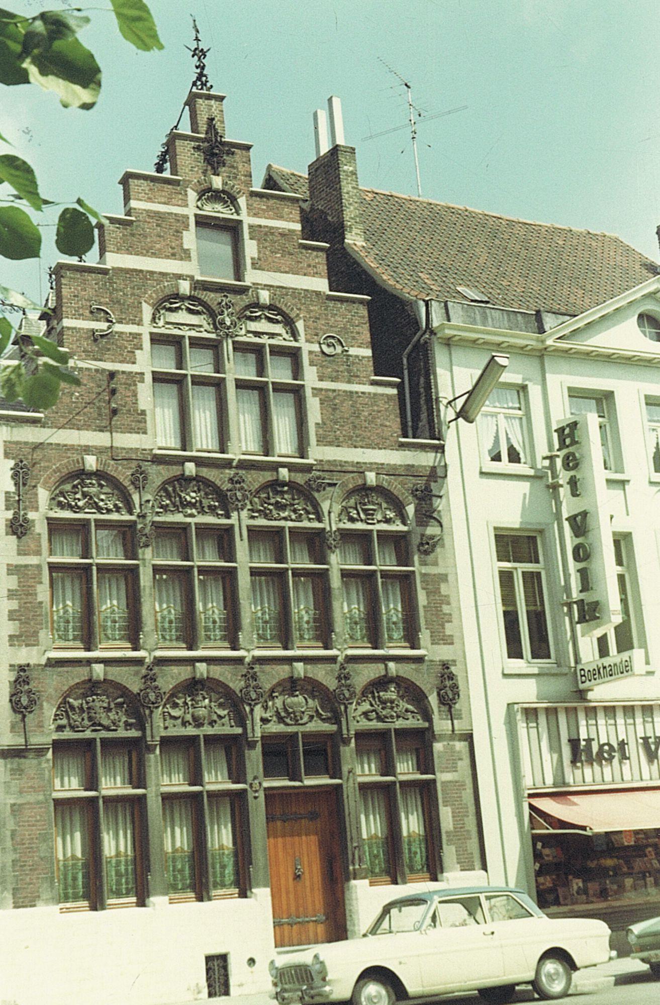 Rijselsestraat nr. 20 en nr. 18