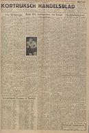 Kortrijksch Handelsblad 20 juni 1945 Nr49