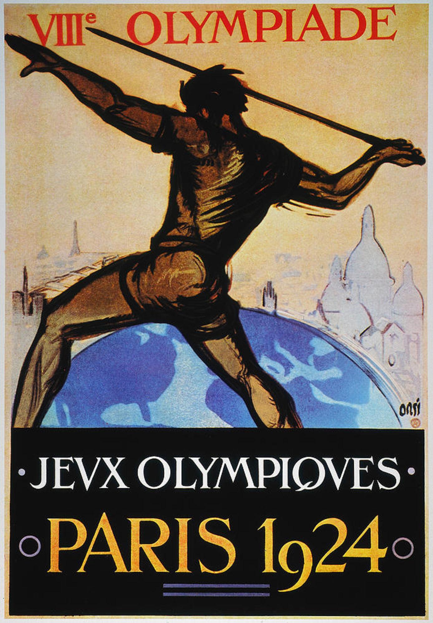 Olympische spelen 1924