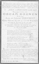 Soenen Oscar