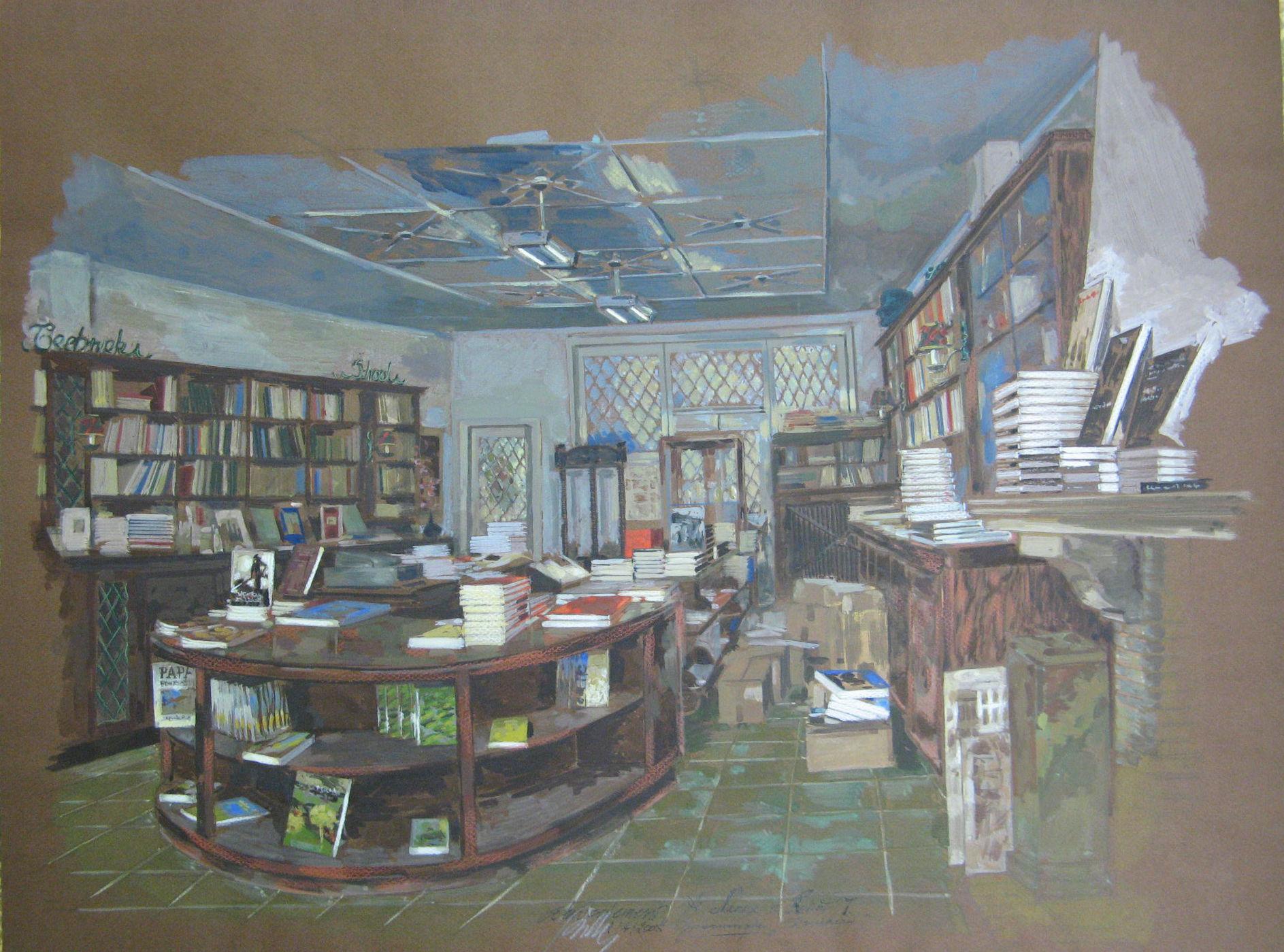 Boekhandel Groeninghe