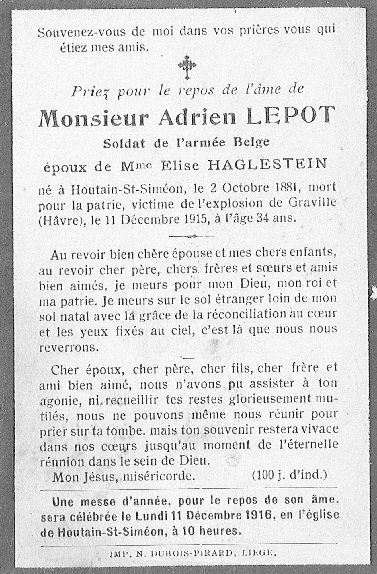 Adrien Lepot