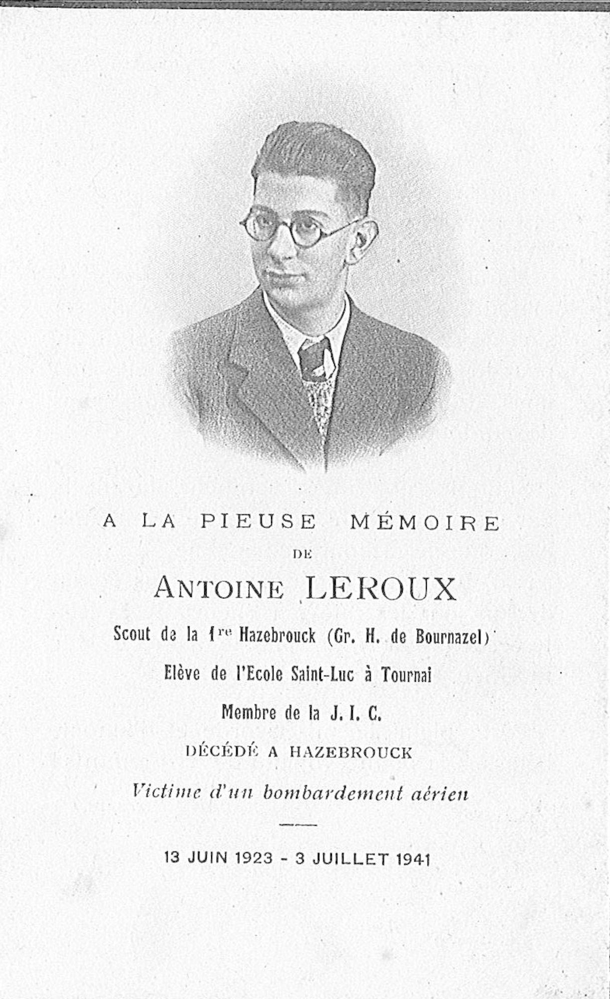 Antoine Leroux