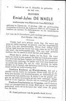 Emiel-Jules De Waele