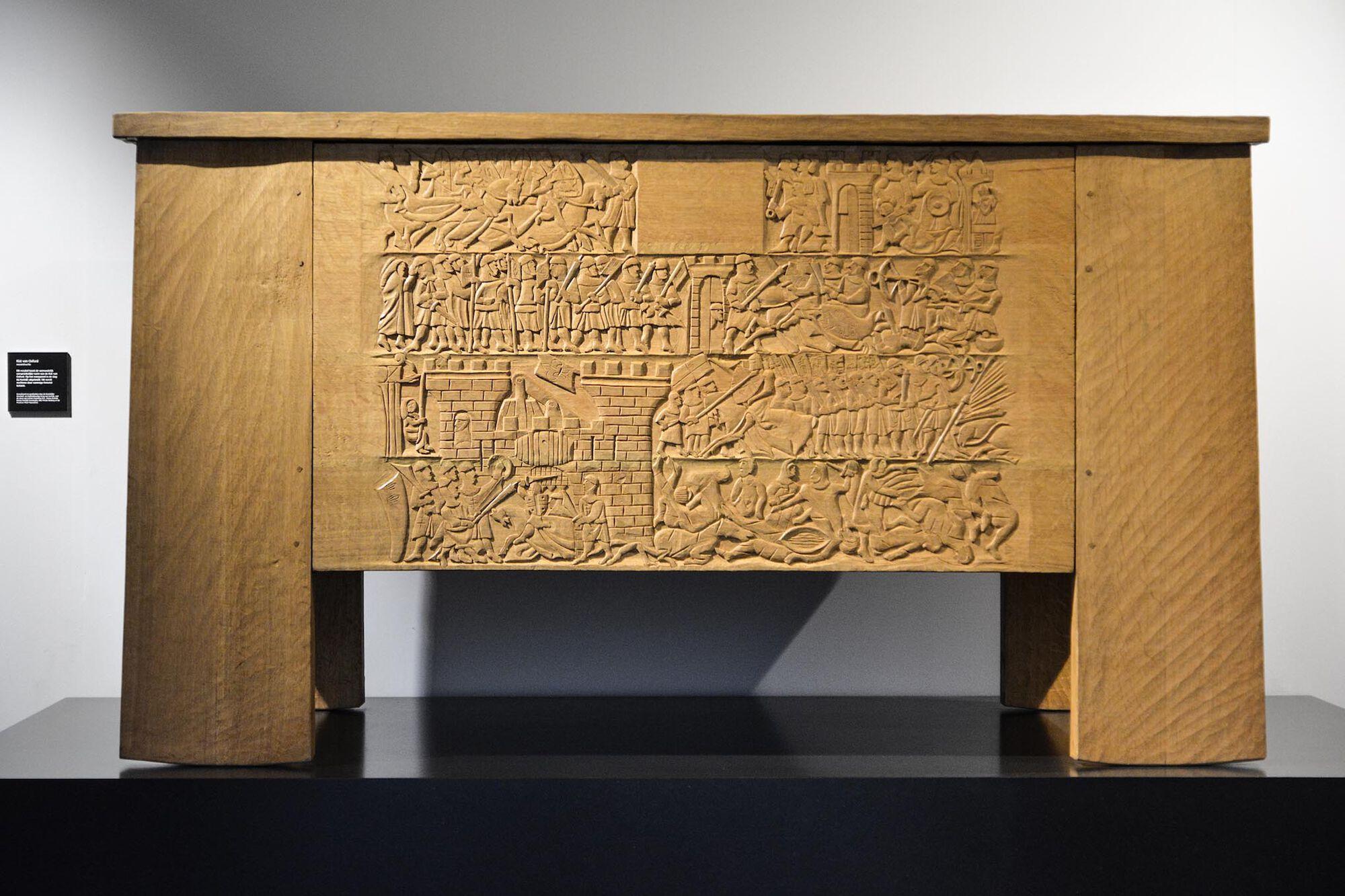 Replica Koffer van Oxford