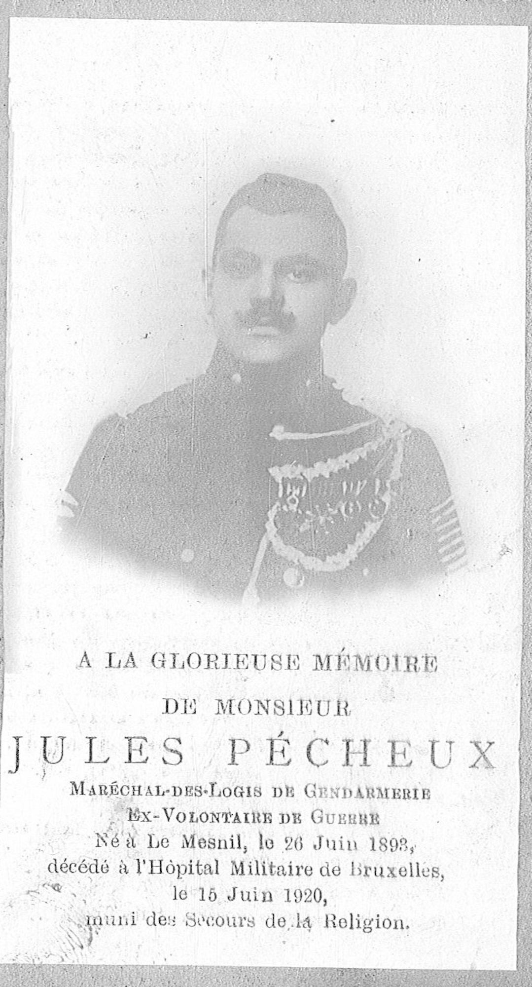 Pécheux Jules