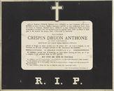 Crispin Druon Anthone