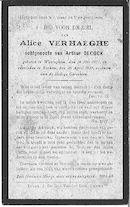 Alice Verhaeghe