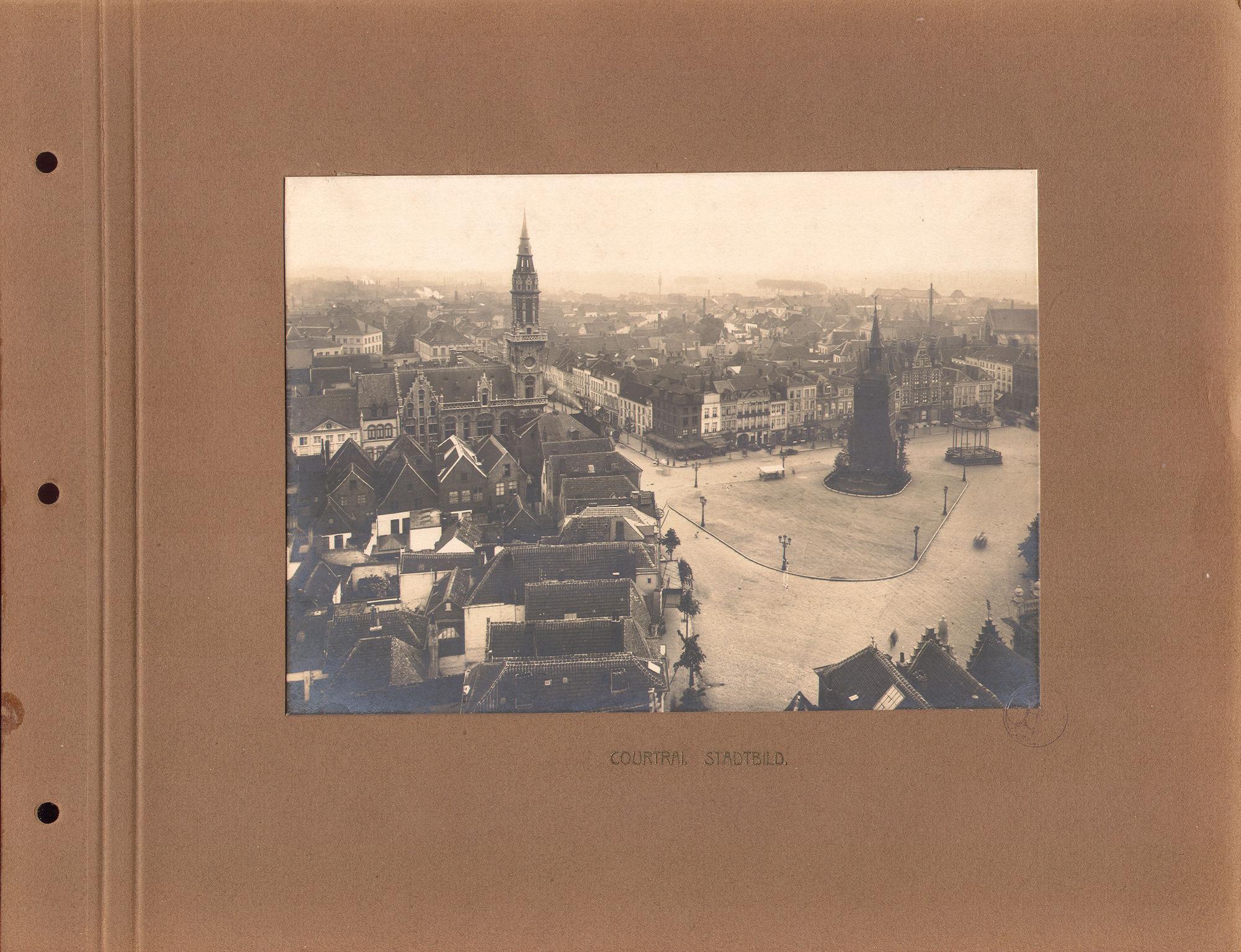 Grote Markt in 1916