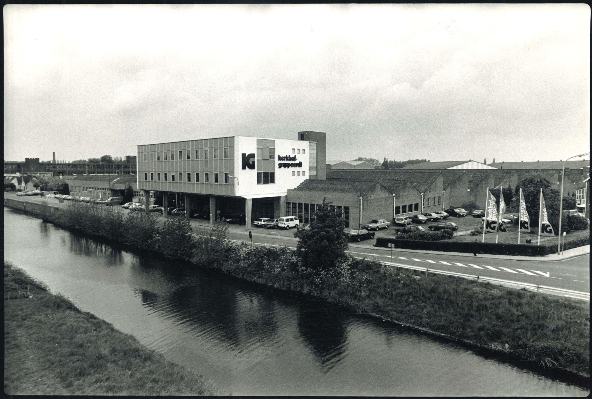 Firma Kerhof-Grijspeerdt 1988