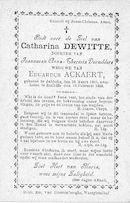 Catharina Dewitte