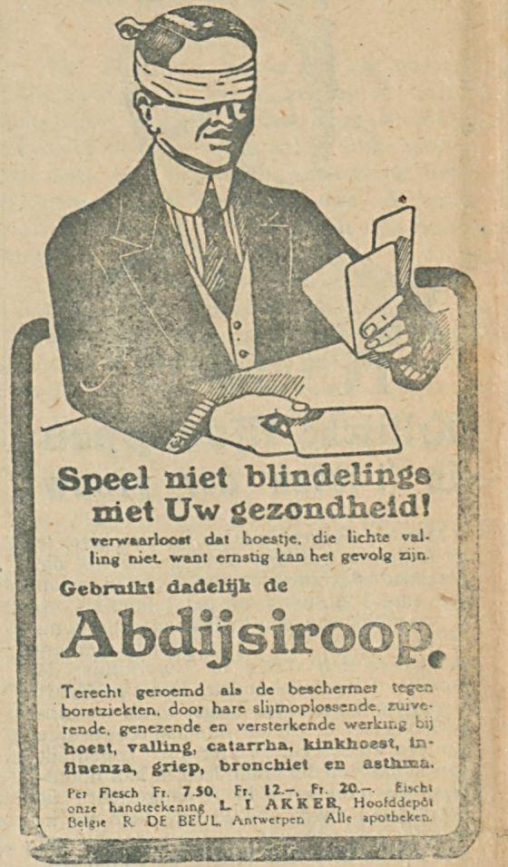 Abdijsiroop